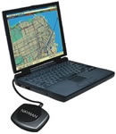 E Series GPS For Notebook Pcs With USB Connection