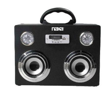 Electronics Portable Wireless Sound System and MP3 Player with Bluetooth *FREE SHIPPING*