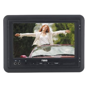 NCV-573 7-Inch TFT LCD Car Headrest Monitor with Remote Control *FREE SHIPPING*
