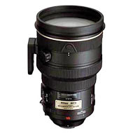 AF-S 200mm F/2.0G ED-IF VR Nikkor Telephoto Lens (52mm)