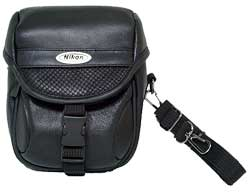 Coolpix Leather Case For Coolpix 5700, 8400, & 8700 Digital Cameras
