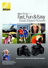 School Presents : Fast, Fun And Easy Great Digital Pictures Dvd