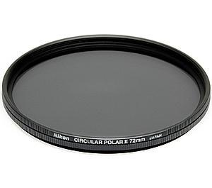 72mm Multi-Coated Circular Polarizer II Filter (Thin) *FREE SHIPPING*