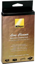 Moist Lens Cleaner Cloths (Pack of 21) *FREE SHIPPING*