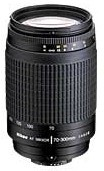 AF 70-300/4.0-5.6 G Telephoto Zoom Lens (62mm) *FREE SHIPPING*