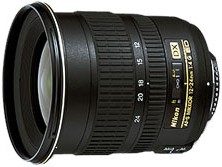 AF-S 12-24/4.0 G ED-IF DX Super Wide Angle Zoom Lens (77mm) *FREE SHIPPING*