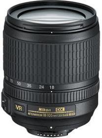 AF-S DX 18-105mm F/3.5-5.6G ED VR Vibration Reduction Zoom Lens For Digital SLRs (67mm) *FREE SHIPPING*