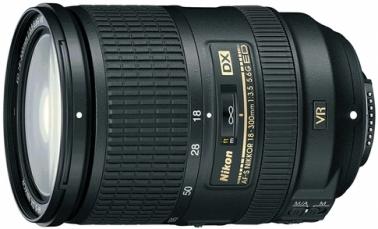 AF-S DX 18-300/3.5-5.6G ED-IF VR II Zoom Lens (77mm) *FREE SHIPPING*