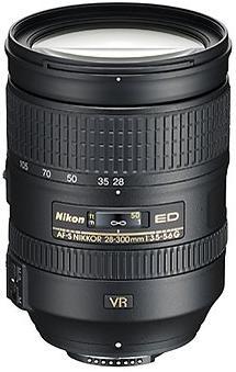 AF-S 28-300mm F/3.5-5.6G ED VR (Vibration Reduction) Zoom Lens *FREE SHIPPING*