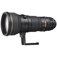 AF-S Nikkor 400mm F/2.8G ED VR Telephoto Lens