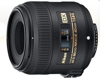 AF-S 40mm f/2.8G DX Micro NIKKOR Lens for Nikon Digital SLR Cameras *FREE SHIPPING*