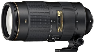 AF-S 80-400mm f/4.5-5.6G ED VR Telephoto Zoom Lens (77mm) *FREE SHIPPING*