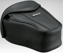 Cf-D300 Semi Soft Leather Case For D-700 Digital Slr