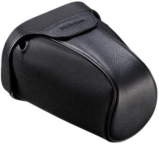 CF-DC3 Semi-Soft Case For D-7000 DSLR With Lens