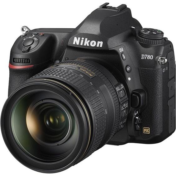 D780 24.3 Megapixel, UHD 4K Video Pro DSLR with AF-S 24-120mm G ED VR Lens *FREE SHIPPING*