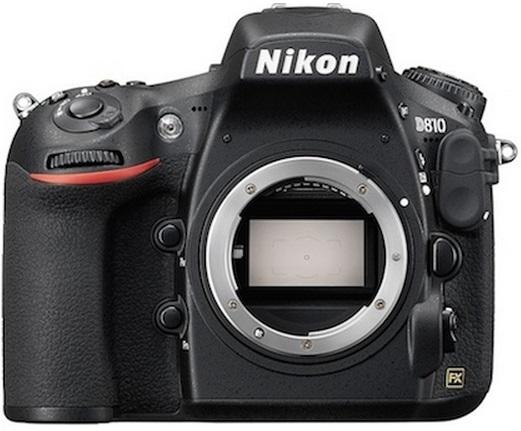 D810 36.3MP Full Frame DSLR Camera Body *FREE SHIPPING*