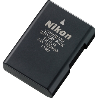 EN-EL14 Rechargeable Li-Ion Battery Pack *FREE SHIPPING*