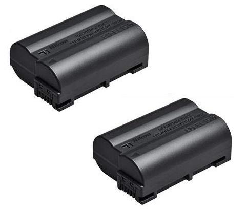 EN-EL15b Rechargeable Li-Ion Battery 2-Pack *FREE SHIPPING*