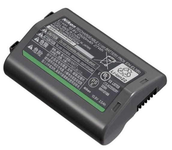 EN-EL18b Rechargeable Li-Ion Battery Pack *FREE SHIPPING*