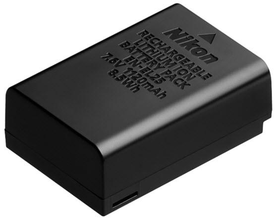 EN-EL25 Rechargeable Li-ion Battery *FREE SHIPPING*