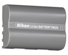 EN-EL3e (1500 Mah) Rechargeable Li-Ion Battery For D-200, D-100, D-80, D-70 D-70s & D-50 Digital Cameras *FREE SHIPPING*