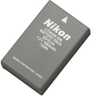 EN-EL9a Rechargeable Li-Ion Battery Pack For D3000 & D5000 Digital SLR Cameras *FREE SHIPPING*