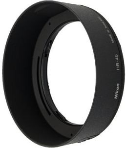 HB-45 Lens Hood for AF-S DX NIKKOR 18-55mm f/3.5-5.6G