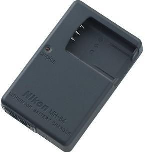 MH-64 Battery Charger For EN-EL11 Battery