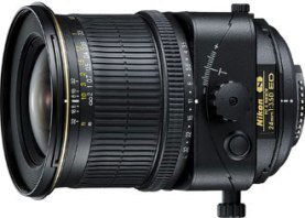 PC-E 24/3.5d Ed Ultra-Wide, Perspective Control (Pc) Lens