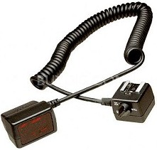 SC-29 TTL Coiled Remote Cord W/AF Illuminator  *FREE SHIPPING*