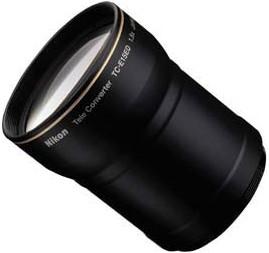 TC-15ed 1.5x  Telephoto Converter Lens F/ Coolpix 5700 & 8700 Digital Cameras
