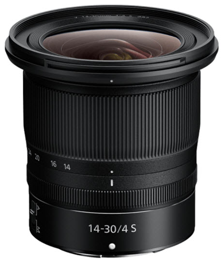 NIKKOR Z 14-30mm f/4.0 S Wide Zoom Lens *FREE SHIPPING*