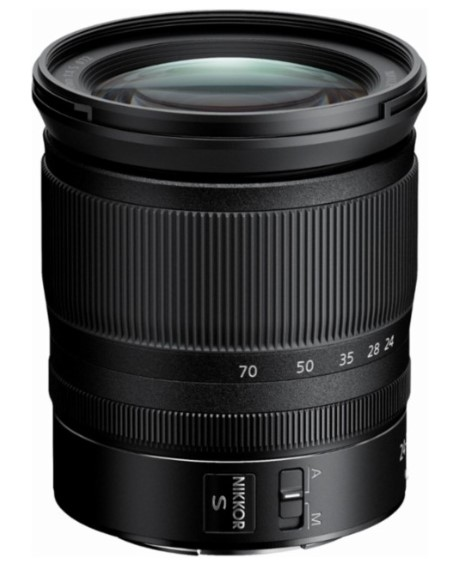 NIKKOR Z 24-70mm f/4.0 S Lens *FREE SHIPPING*