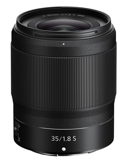 NIKKOR Z 35mm f/1.8 S Lens *FREE SHIPPING*