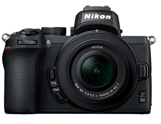 Z50 20.9 Megapixel Compact Mirrorless Camera w/ Z DX 16-50mm f/3.5-6.3 VR Lens Kit *FREE SHIPPING*
