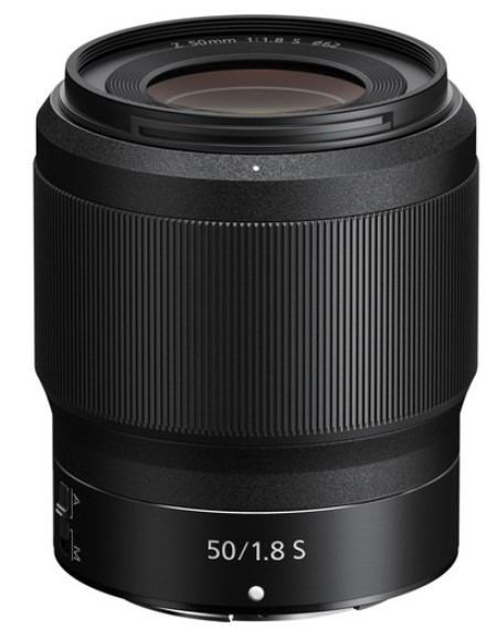 NIKKOR Z 50mm f/1.8 S Lens *FREE SHIPPING*