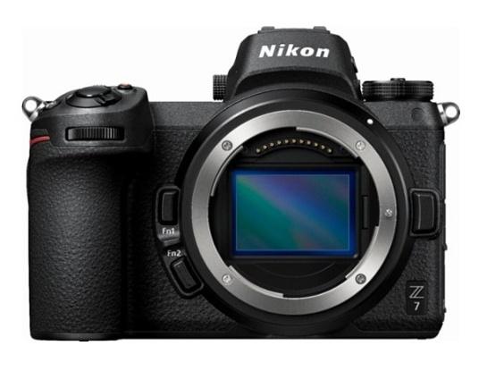 Z 7 45.7 Megapixel Mirrorless Digital Camera Body - Black *FREE SHIPPING*