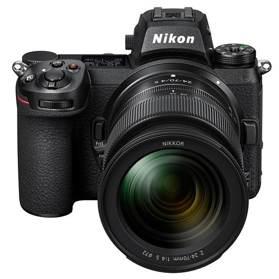 Z 7II 45.7 Megapixel Mirrorless Digital Camera with Z 24-70mm S Lens Kit- Black *FREE SHIPPING*