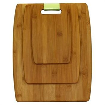 CB1156 3-Piece Set Bamboo Cutting Board Set *FREE SHIPPING*