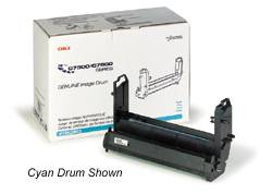 Black Image Drum For C7300/C7500 Series \&Quot;Type C4\&Quot; (Yield: 30,000 Images)