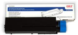44574701 BLACK Toner 4.K (FOR B431 Series)