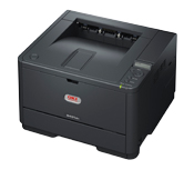 Okidata B411d  B/W LED printer