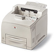 Okidata B6300NSFS Laser Printer...