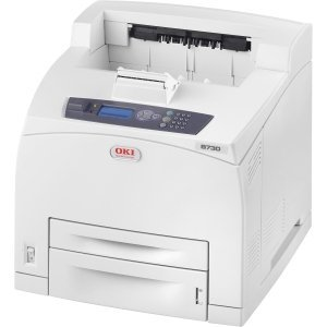 Okidata B730n  B/W LED printer...