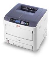 Okidata C610CDN Color Laser...