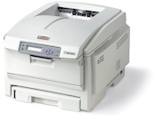 C6150dtn High Definition Color Printer Duplex Network With Extra Tray