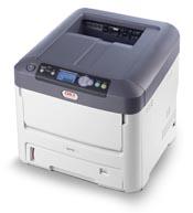 Okidata C711DTN Color Laser...