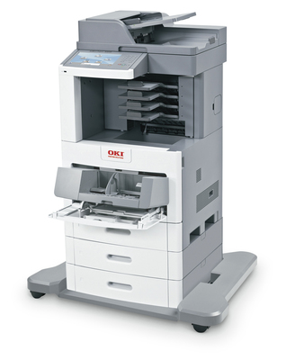MB790M LED Multifunction Monochrome High-quality 1200 x 1200dpi Resolution, Optical Scan, Fax, Copier, Printer
