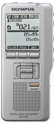 DS-2400 Digital Voice Recorder *FREE SHIPPING*