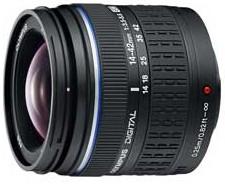 E 14-42/3.5-5.6 ED (IF) Zuiko Digital Lens For Digital SLR Cameras (58mm) - White Box *FREE SHIPPING*